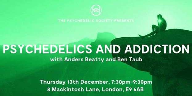Psychedelics and Addiction event